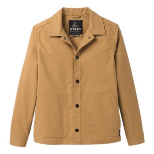 prAna Men's Westside Jacket Embarkbrown