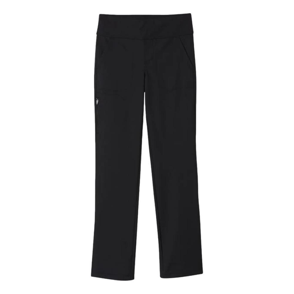 Royal Robbins Women's Jammer Knit Pant II JETBLK_037