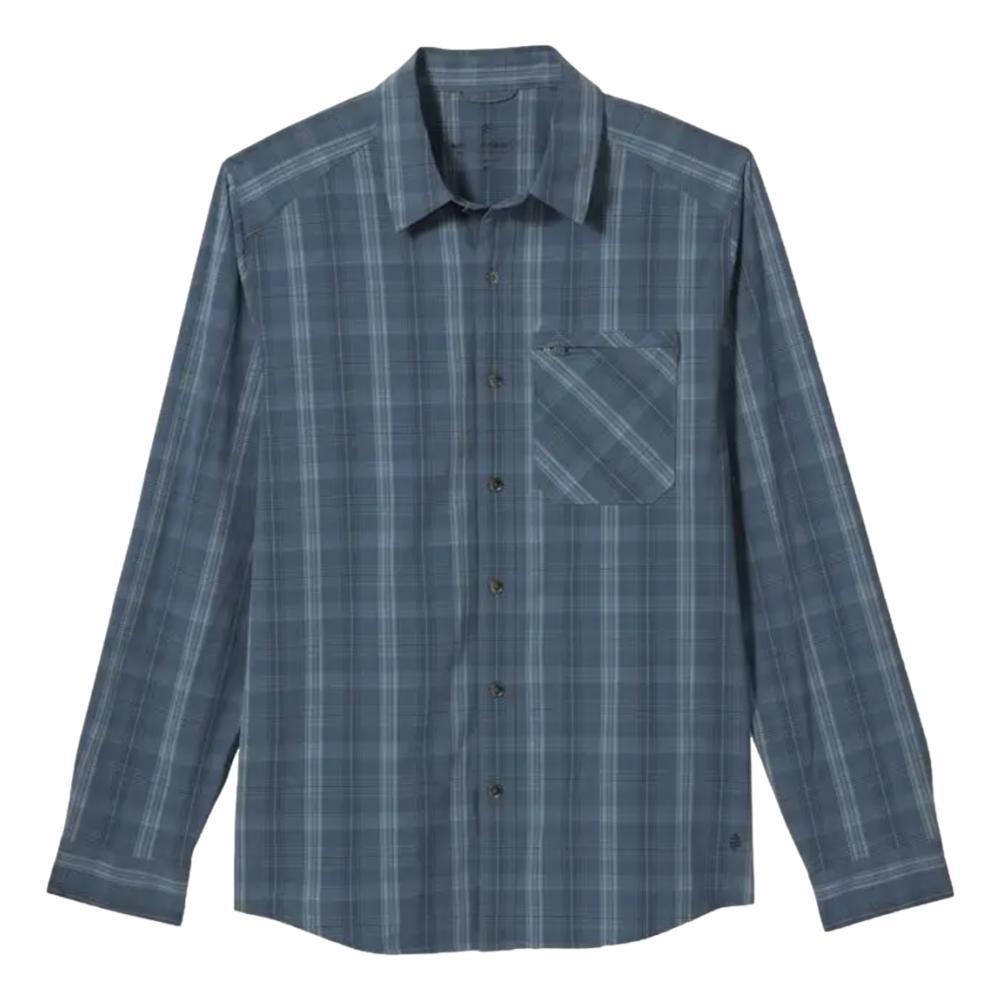 Royal Robbins Men's Spotless Plaid Long Sleeved Shirt SEA_762