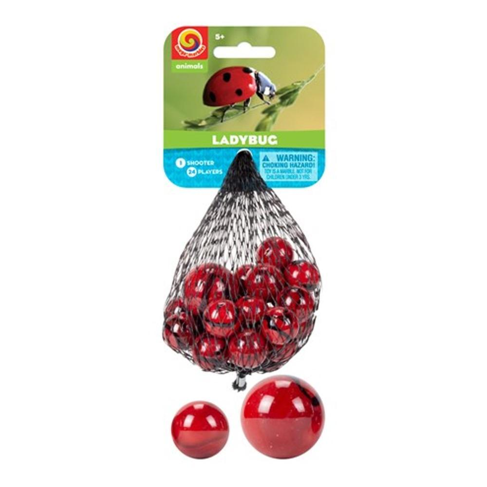 Play Visions Lady Bug Marbles