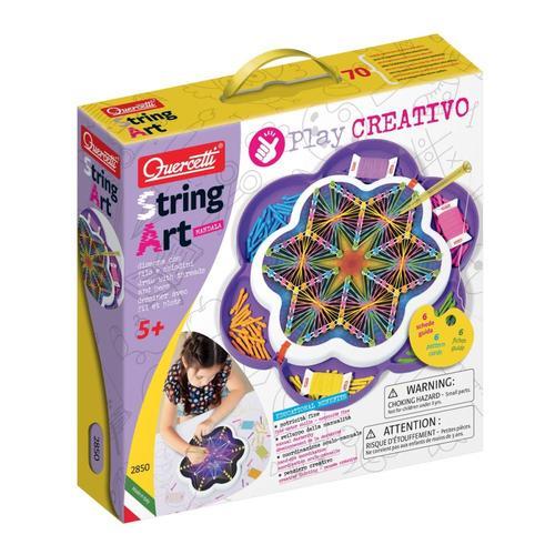 Quercetti String Art Mandala