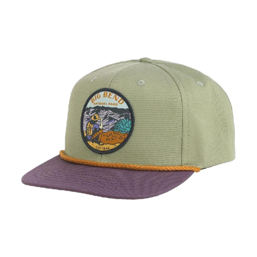 Sendero Provisions Co. Big Bend National Park Hat SAGE
