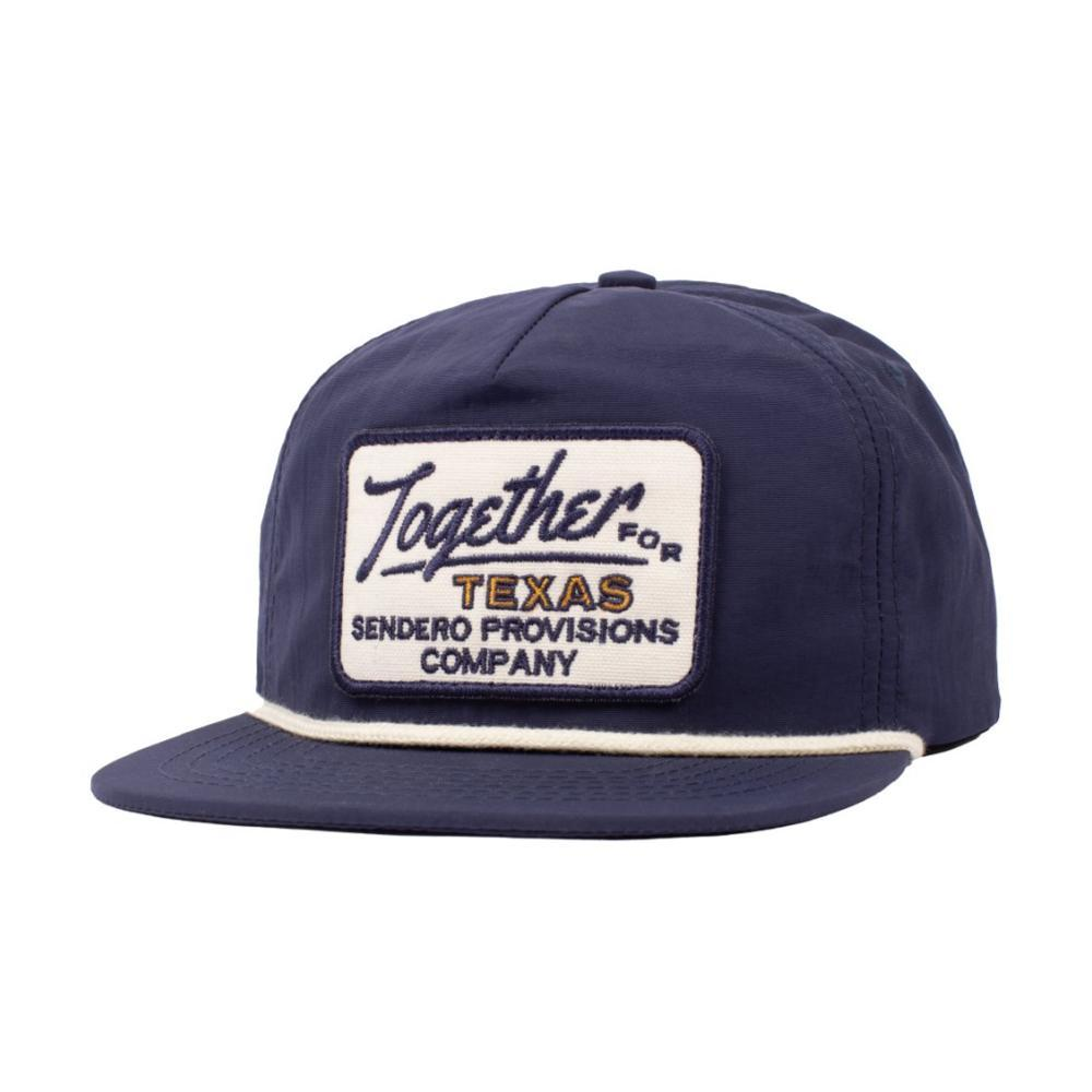 Sendero Provisions Co. Together For Texas Hat NAVY
