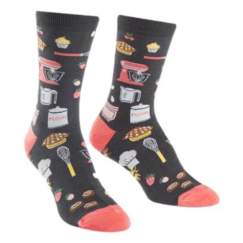 Sock It to Me Women's Whisking Business Crew Socks Mixer