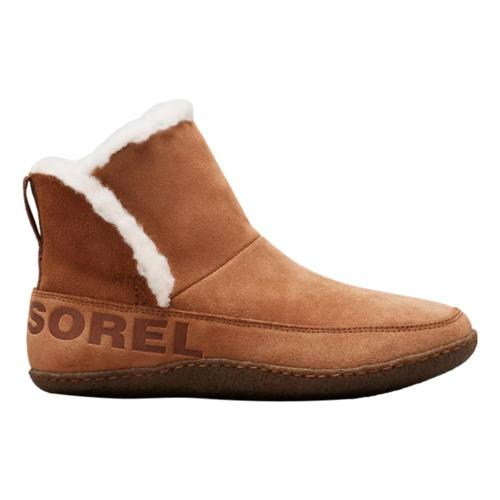 Sorel Women's Nakiska Slipper Bootie Cbrown_224