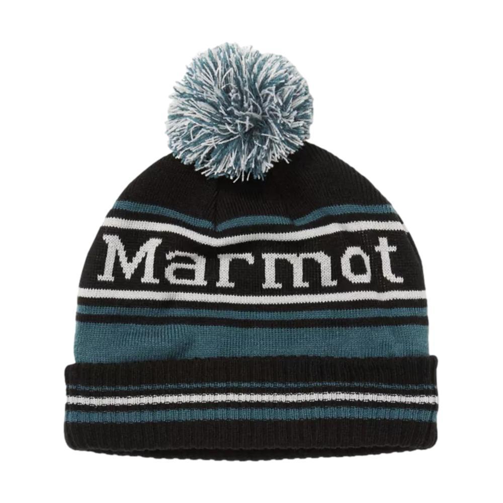 Marmot Men's Retro Pom Hat BLACKC_916