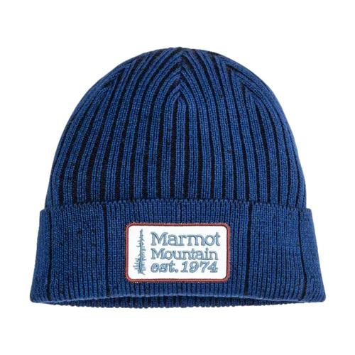 Marmot Men's Retro Trucker Beanie Navy_3897
