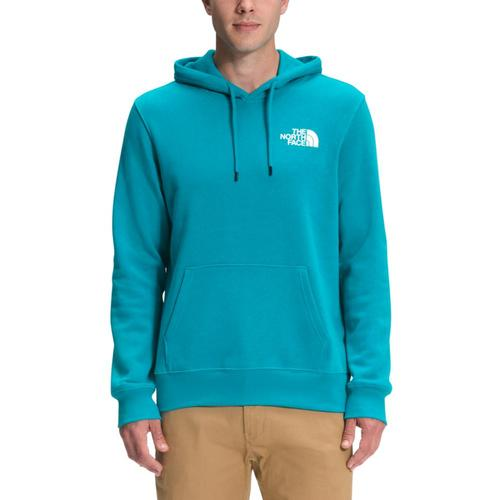 The North Face Men's Parks Pullover Hoodie Blue_h0h