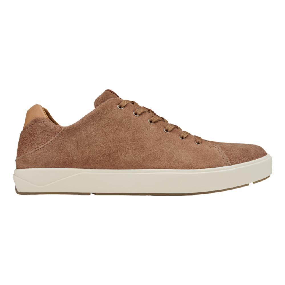OluKai Men's Lae`ahi Li Kala Sneakers TAN_3434
