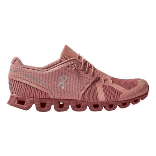 On Inc. Women's Cloud Monochrome Shoes Rose