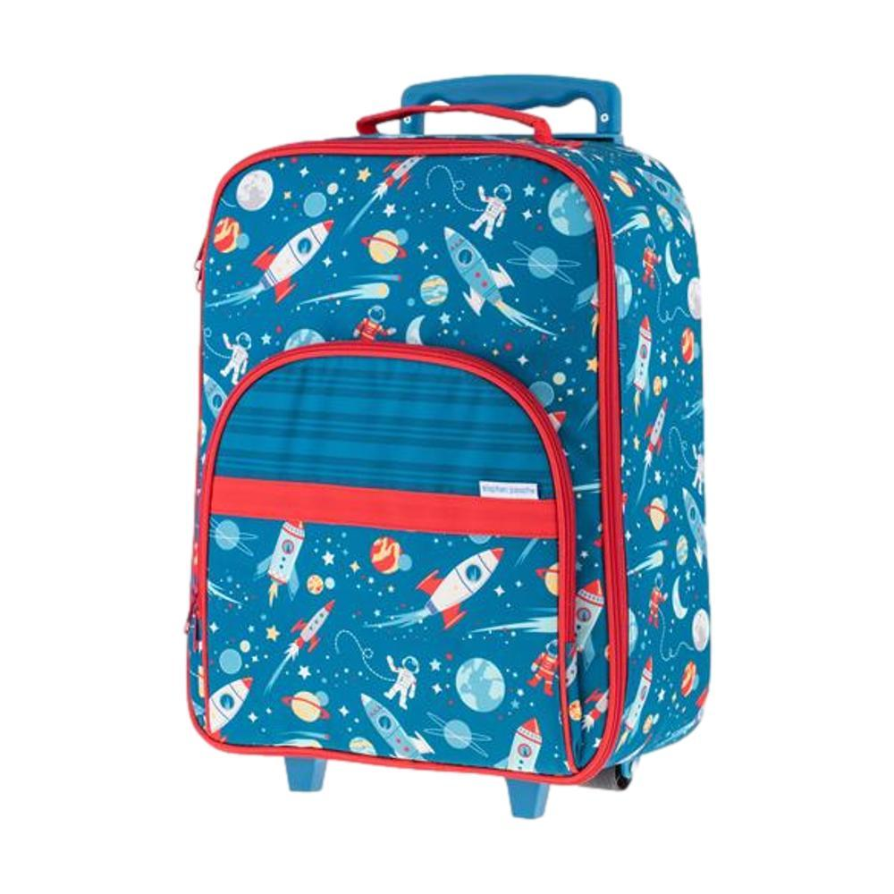 Stephen Joseph Kids All Over Print Rolling Luggage SPACE98