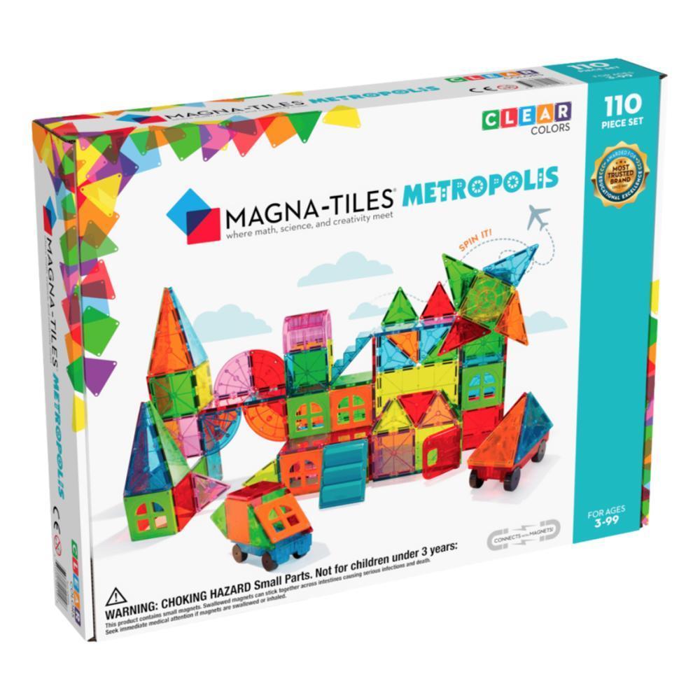 Magna- Tiles Metropolis 110- Piece Set