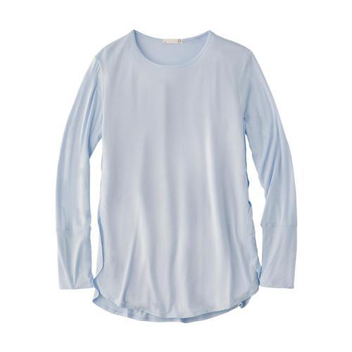 tasc Women's Jenny Long Sleeve Active Shirt Mist_466
