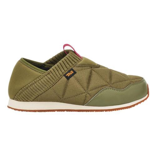 Teva Women's ReEmber Moc Shoe Olive_olv