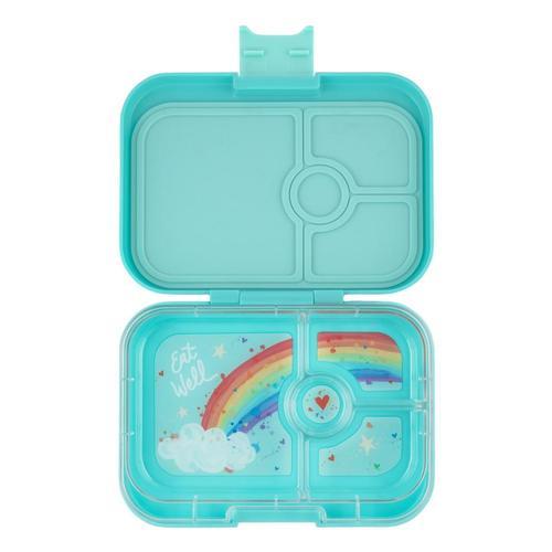 Yumbox Leakproof Sandwich Friendly Bento Box Mistyaqua