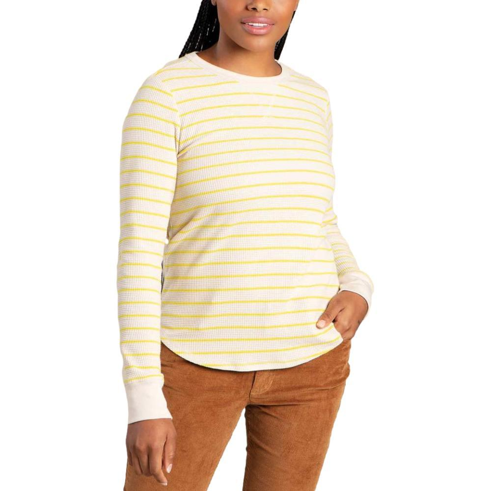 Toad&Co Women's Foothill Long Sleeve Crew Shirt SALTFO_103