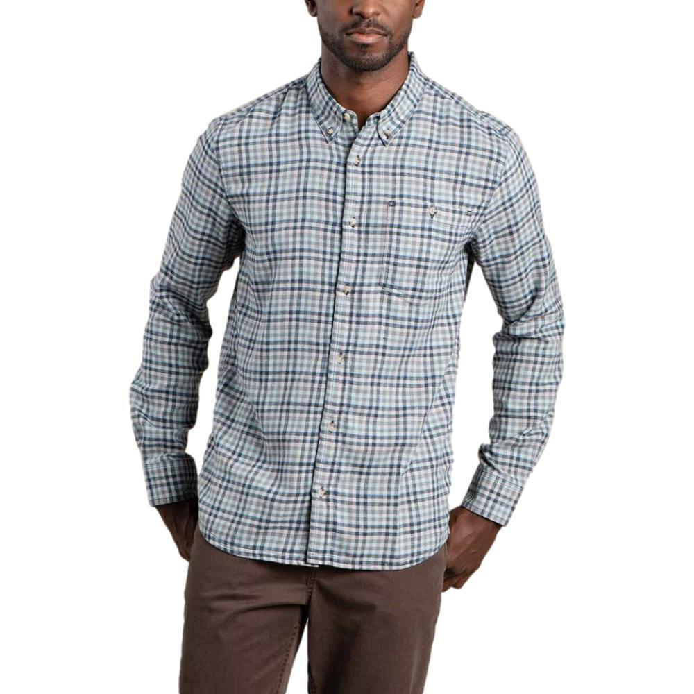 Toad&Co Men's Airsmyth Long Sleeve Shirt CHROME_119