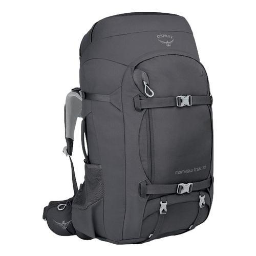 Osprey Women's Fairview Trek 70L Backpack Charcoal