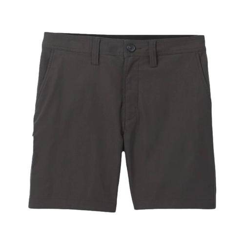 prAna Men's Alameda Shorts - 9in Dkiron