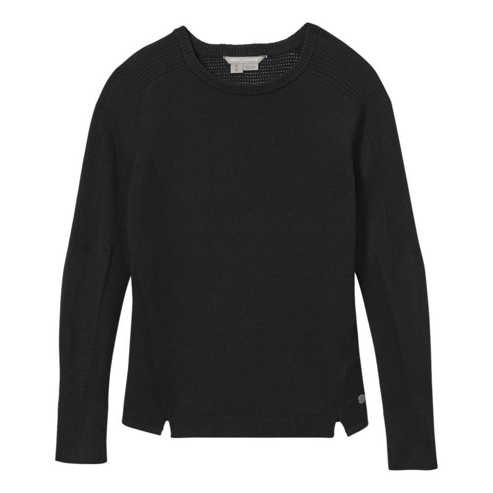 Royal Robbins Women's Ventour Sweater JETBLK_037