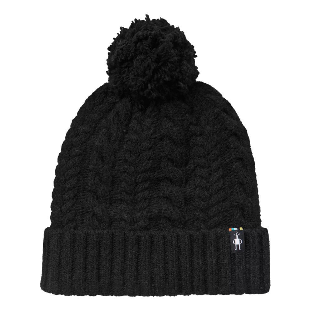 Smartwool Women's Ski Town Hat BLACK_001