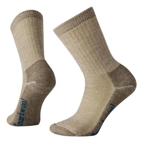 Smartwool Women's Hike Classic Edition Full Cushion Crew Socks Taupe_236