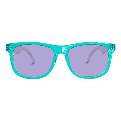 Hipsterkid Kids Extra Fancy Wayfarers Sunglasses Aquaorchid