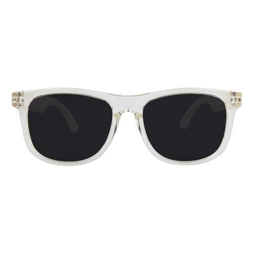 Hipsterkid Kids Extra Fancy Wayfarers Sunglasses Clear
