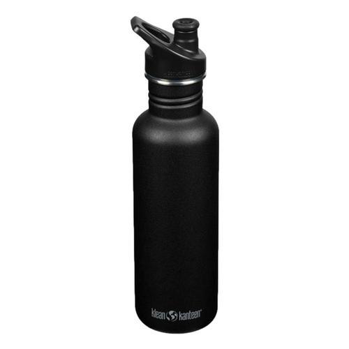 Klean Kanteen Classic Bottle w/Sport Cap 3.0 - 27oz Black