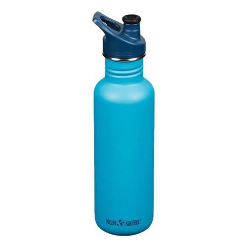 Klean Kanteen Classic Bottle w/Sport Cap 3.0 - 27oz Hawaiian_ocean