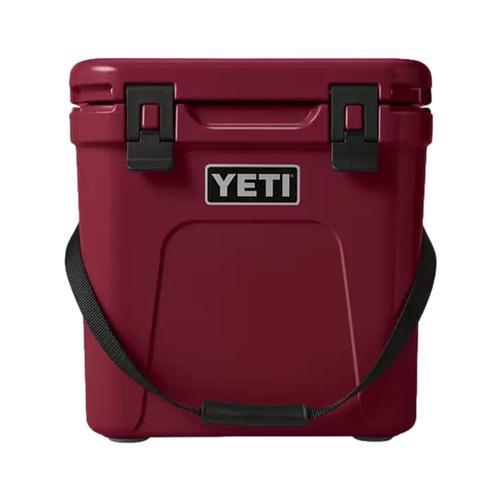 YETI Roadie 24 Cooler Harvest_red