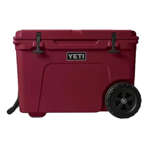.YETI Tundra Haul Cooler Harvest_red