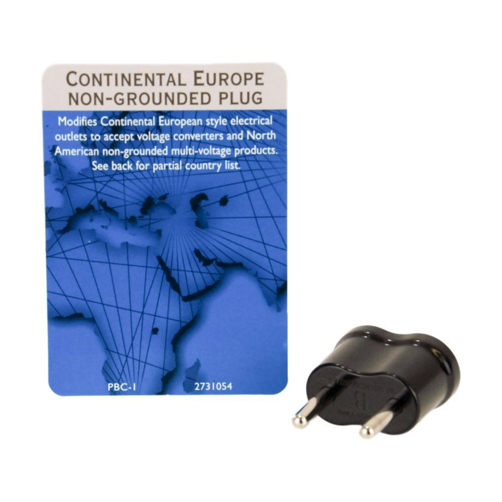 Voltage Valet Pbc- 1 Nongrounded Adaptor Plug - Continental Europe (Type B)
